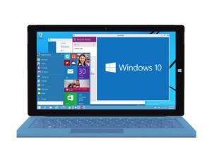 Microsoft livre la dernière build de Windows 10