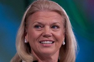 IBM : Les résultats reculent, les revenus de Virginia Rometty augmentent