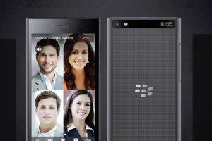 Blackberry lance le smartphone Leap � un prix serr�