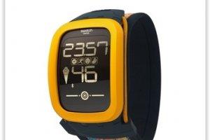 Swatch dévoile sa 1ère montre connectée, taillée pour le paiement sans contact