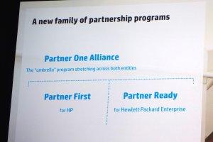 GPC 2015: Les partenaires agréent la scission de HP
