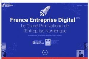 France Entreprise Digital reçoit le soutien du Ministère de l'Economie Numérique