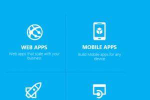 Un PaaS Azure pour simplifier le d�veloppement d'apps