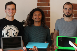 Un kit pour transformer le Raspberry Pi 2 en laptop