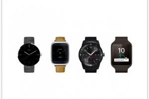 Les montres connectées Android bientôt compatibles iPhone ?
