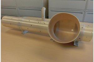 Le système de conditionnement d'air de la fusée Atlas V imprimé en 3D