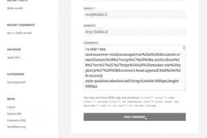 WordPress corrige en urgence une 2e faille critique