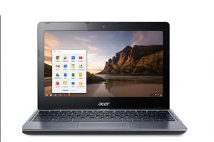 Les Chromebook cartonnent sur le marché de l'éducation