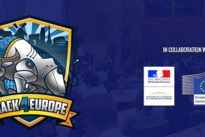 Hack4Europe : Finale le 2 juillet à Bercy