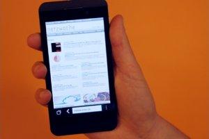 Android pour le prochain smartphone Blackberry
