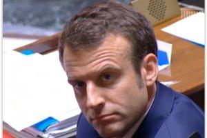 Emmanuel Macron opposé au rachat SFR-Bouygues Telecom