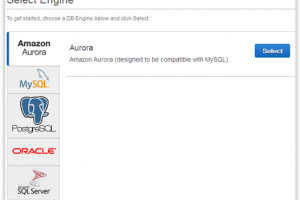 Amazon lance Aurora, sa version musclée de MySQL