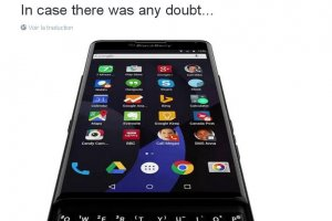Venice, le 1er smartphone Blackberry sous Android
