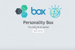 IBM et Box dévoilent leurs 1ers outils dédiés aux entreprises