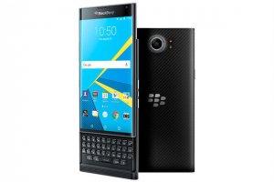 Le Blackberry Priv, sous Android, annonc� � 699$