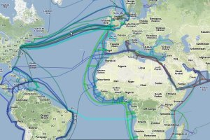 Les sous-marins russes près des câbles transatlantiques inquiètent les américains