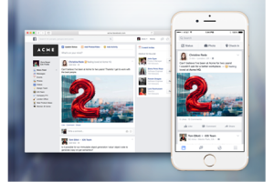 Avec la Royal Bank of Scotland, Facebook at Work trouve son 1e gros client