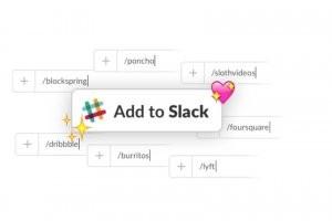 L'outil collaboratif Slack se connecte � des services externes