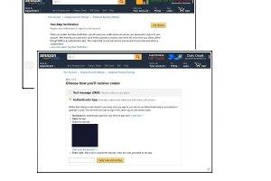 (maj) Authentification à 2 facteurs sur Amazon