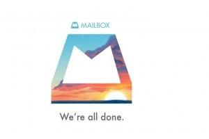 Dropbox va arrêter ses apps Mailbox et Carousel début 2016