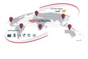 Avec Streams, MapR g�re les flux IoT au niveau mondial