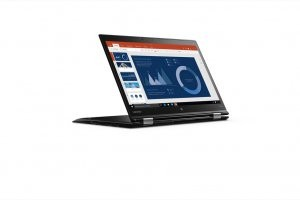 Le Lenovo ThinkPad X1 Yoga, 1er PC portable � dalle OLED