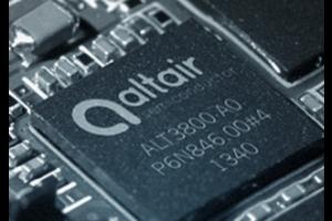 Sony se renforce dans l'IoT avec Altair