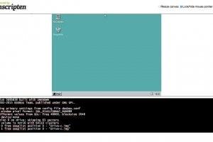 Windows 95 de retour dans un navigateur