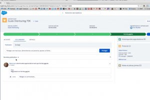 Avec Spring 16, Salesforce unifie son interface CRM à travers Lightning
