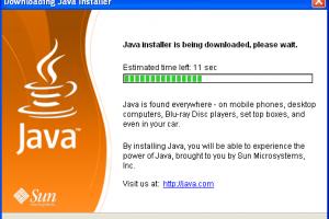 Failles Java: pourquoi il faut supprimer les installeurs obsolétes