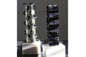 Les cubes solaires 3D, futur des panneaux photovoltaïques