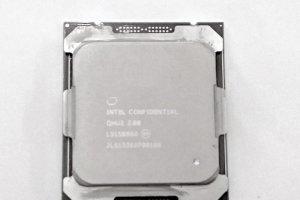 Fort de ses 22 coeurs, le Xeon E5v4 d'Intel équipe déjà des serveurs
