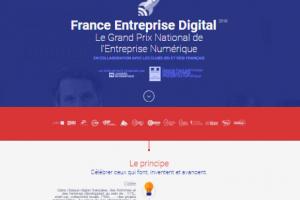 France Entreprise Digital 2016 : Déposez votre dossier avant le 16 avril