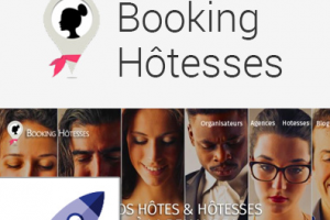 France Entreprise Digital : Découvrez aujourd'hui Booking Hôtesses