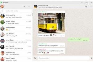 WhatsApp arrive sur PC et sur Mac