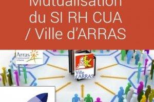 France Entreprise Digital : Découvrez aujourd'hui Mutualisation du SIRH Cua / Ville d'Arras