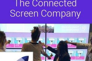 France Entreprise Digital : Découvrez aujourd'hui The Connected Screen