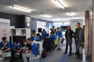 L'Epitech ouvre un centre d'innovation à Rennes