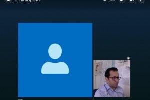Réunion gratuite en ligne avec Skype Meetings