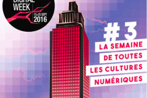 Nantes Digital Week : La 3e édition du 15 au 25 septembre