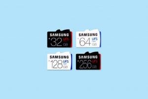 Les cartes UFS pour remplacer les microSD