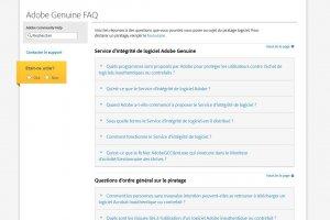 Adobe met fin à ses audits de licences en Europe