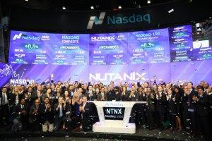 IPO r�ussie pour Nutanix avec une valorisation de 5Md$