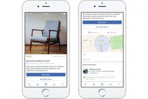 Facebook compte ouvrir un espace petites annonces
