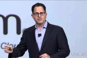 Pour Dell EMC, pensez à une seule compagnie martèle Michael Dell