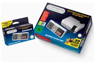 Inscrivez-vous à l'IT Tour pour gagner une Nintendo Classic Mini !