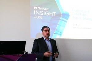 Le futur de NetApp passe par Data Fabric et SolidFire