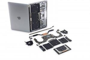 Mauvaise surprise : le SSD est soud� sur le MacBook Pro Touch bar