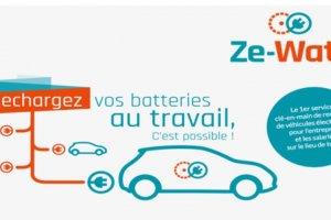 Ze-Watt distinguée par l'Essec Business School