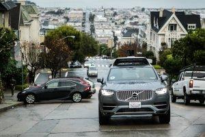 Uber déploie ses véhicules autonomes à San Francisco